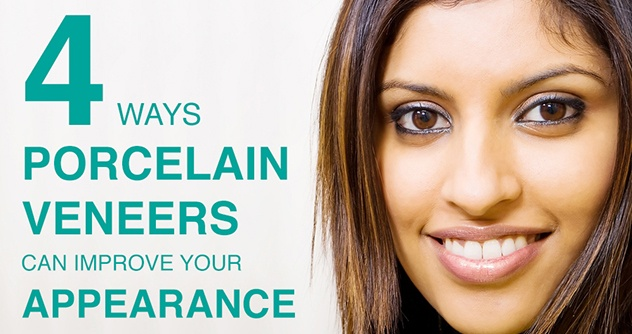 How Porcelain Veneers can Improve Teeth Appearance
