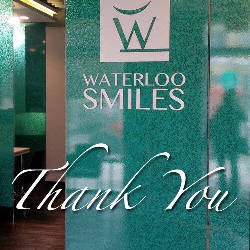 Waterloo Smiles grand opening event was a huge success